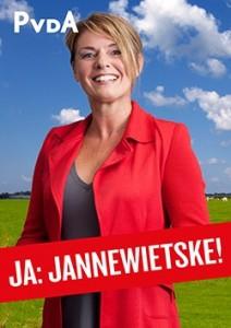 JA: Jannewietske !